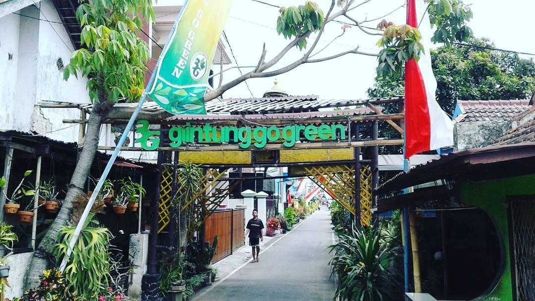Kampung Glintung Go Green, Kampung Glintung Go Green Malang, Kampung Glintung Go Green Kota Malang, Dolan Dolen, Dolaners Kampung Glintung Go Green via kampung3g - Dolan Dolen
