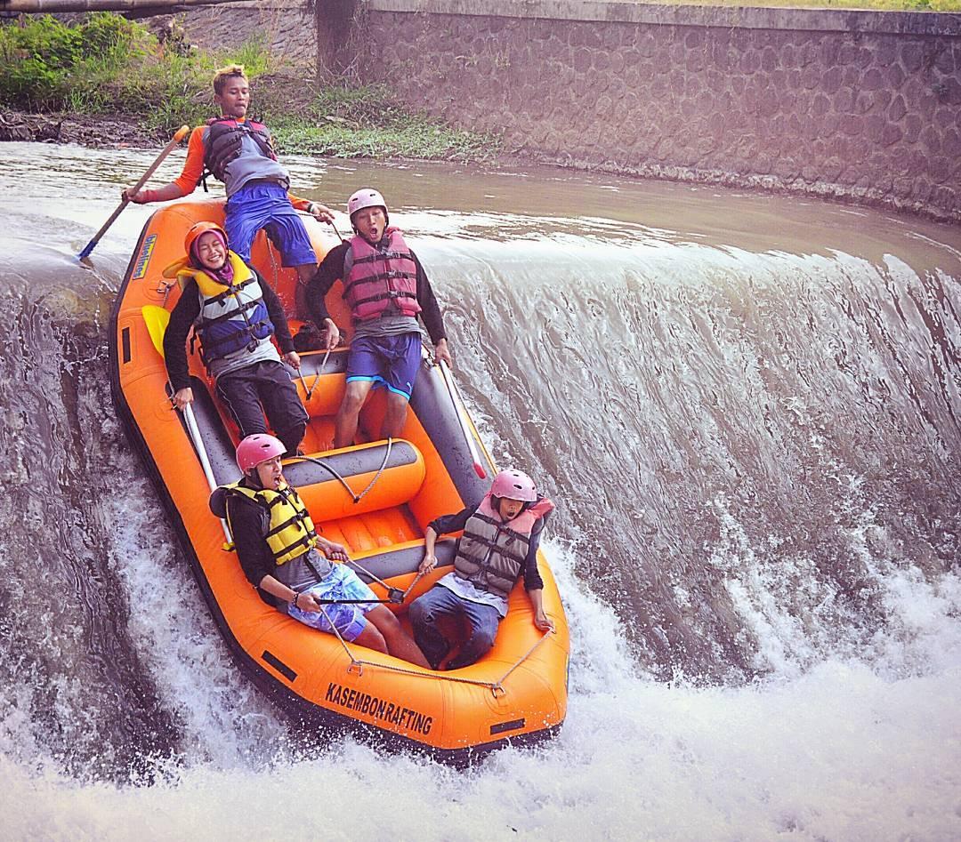 Kasembon Rafting, Kasembon Rafting Malang, Malang Raya, Dolan Dolen, Dolaners Kasembon Rafting via andy - Dolan Dolen