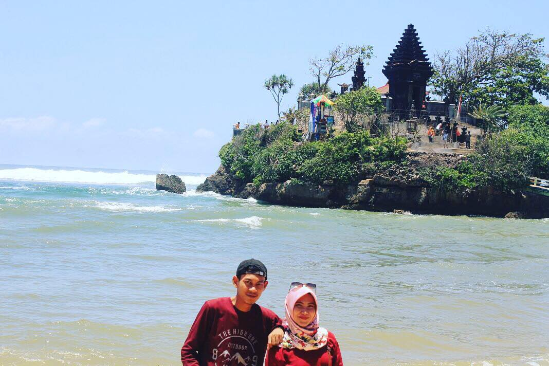 Pantai Balekambang Malang Raya, Pantai Balekambang Malang, Kabupaten Malang, Dolan Dolen, Dolaners Pantai Balekambang via wahyutriyani - Dolan Dolen