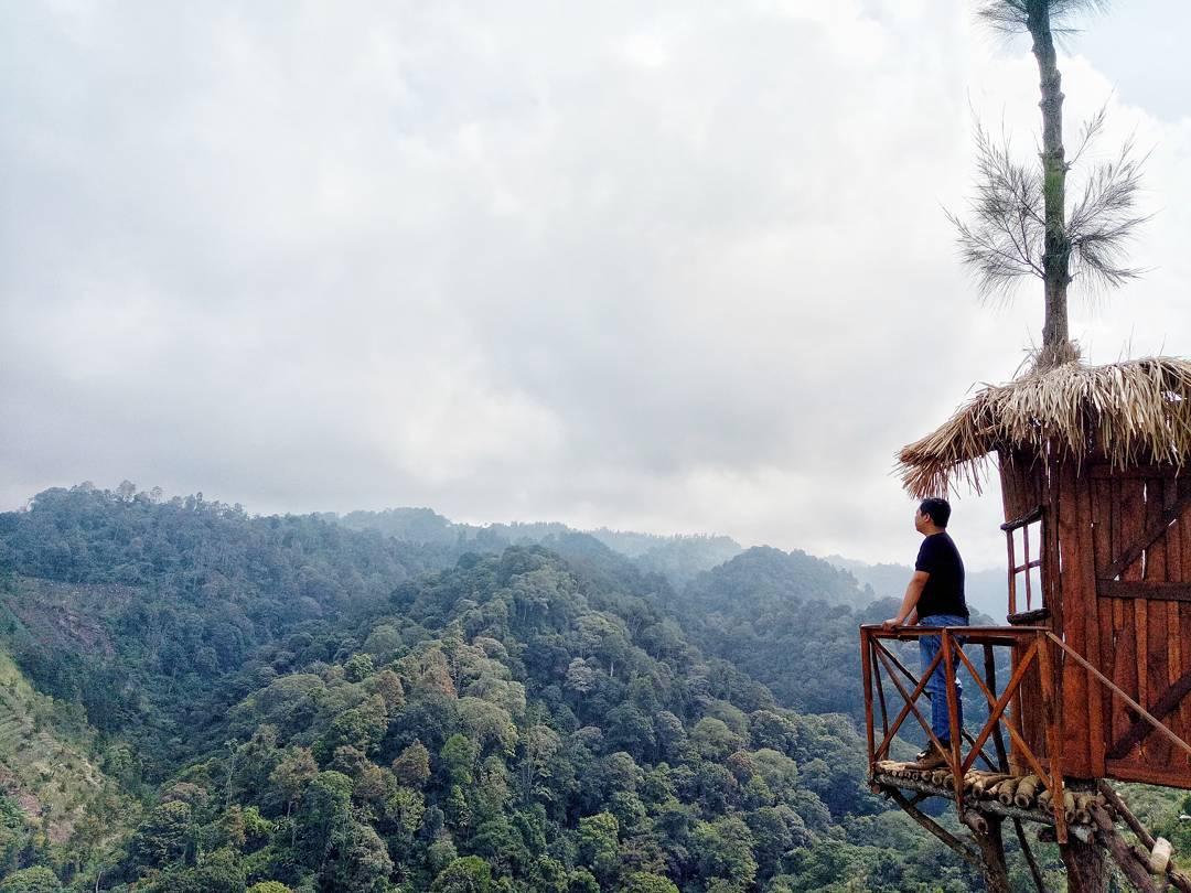 Rumah Pohon Coban Bidadari, Rumah Pohon Coban Bidadari Malang, Kabupaten Malang, Dolan Dolen, Dolaners Rumah Pohon Coban Bidadari via hadifatkhul - Dolan Dolen