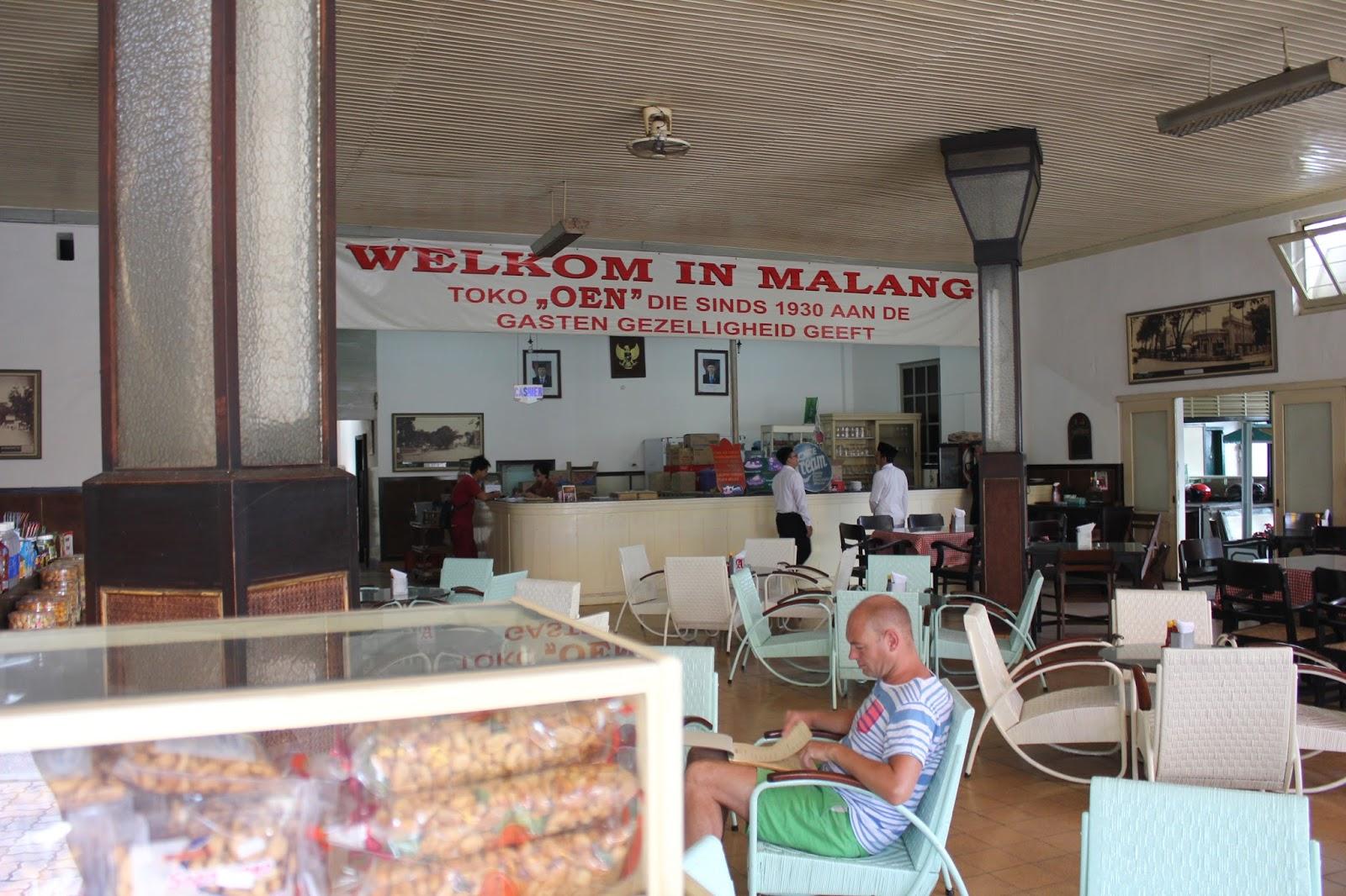 Toko Oen, Toko Oen Malang, Kota Malang, Dolan Dolen, Dolaners Toko Oen via Ardian Kusuma - Dolan Dolen