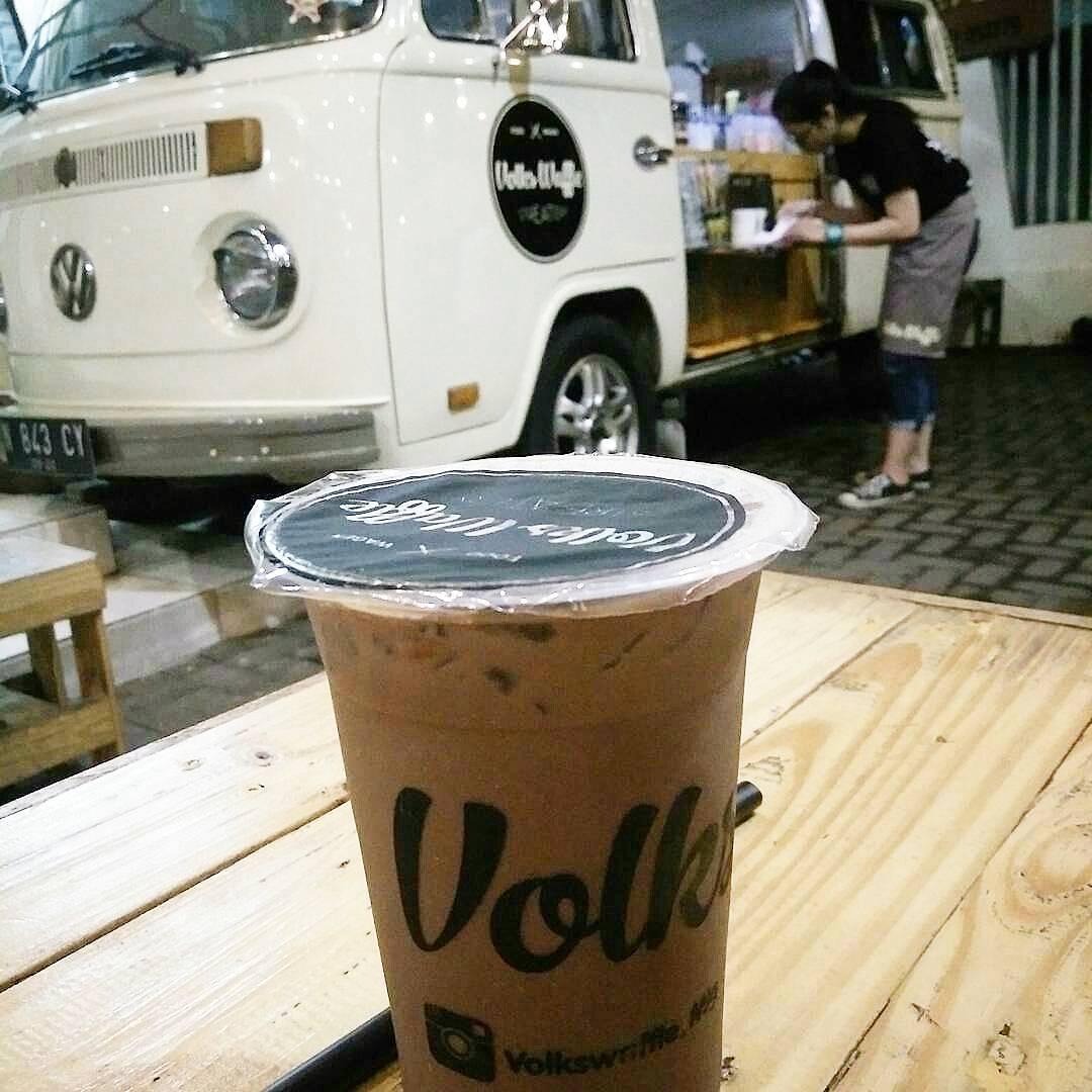 Volks Waffle Streatery, Volks Waffle Streatery Malang, Malang, Dolan Dolen, Dolaners Volks Waffle Streatery via chimotz - Dolan Dolen