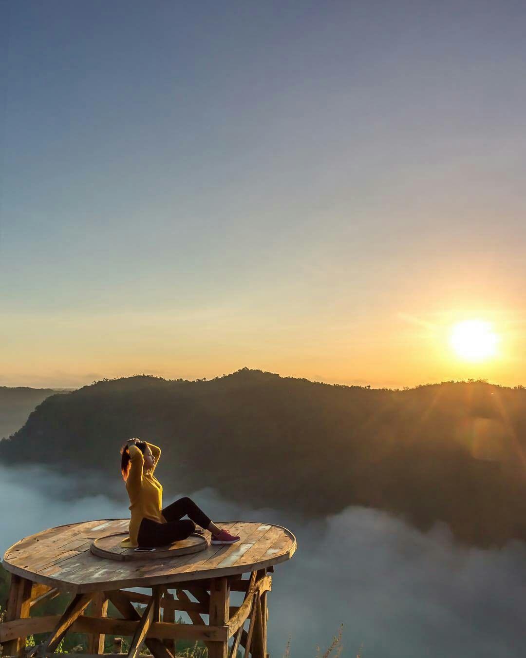 Bukit Panguk Kediwung, Bukit Panguk Kediwung Yogyakarta, Yogyakarta, Dolan Dolen, Dolaners Bukit Panguk Kediwung by onyone96 - Dolan Dolen