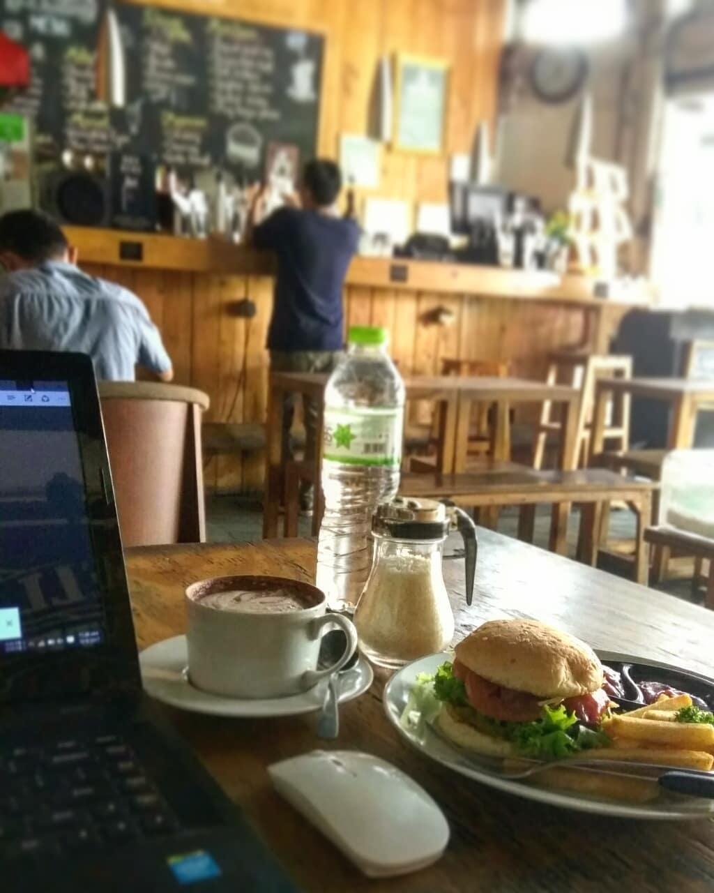 Kedai Kopi Mataram, Kedai Kopi Mataram Yogyakarta, Kota Yogyakarta, Dolan Dolen, Dolaners Kedai Kopi Mataram via tiadez - Dolan Dolen