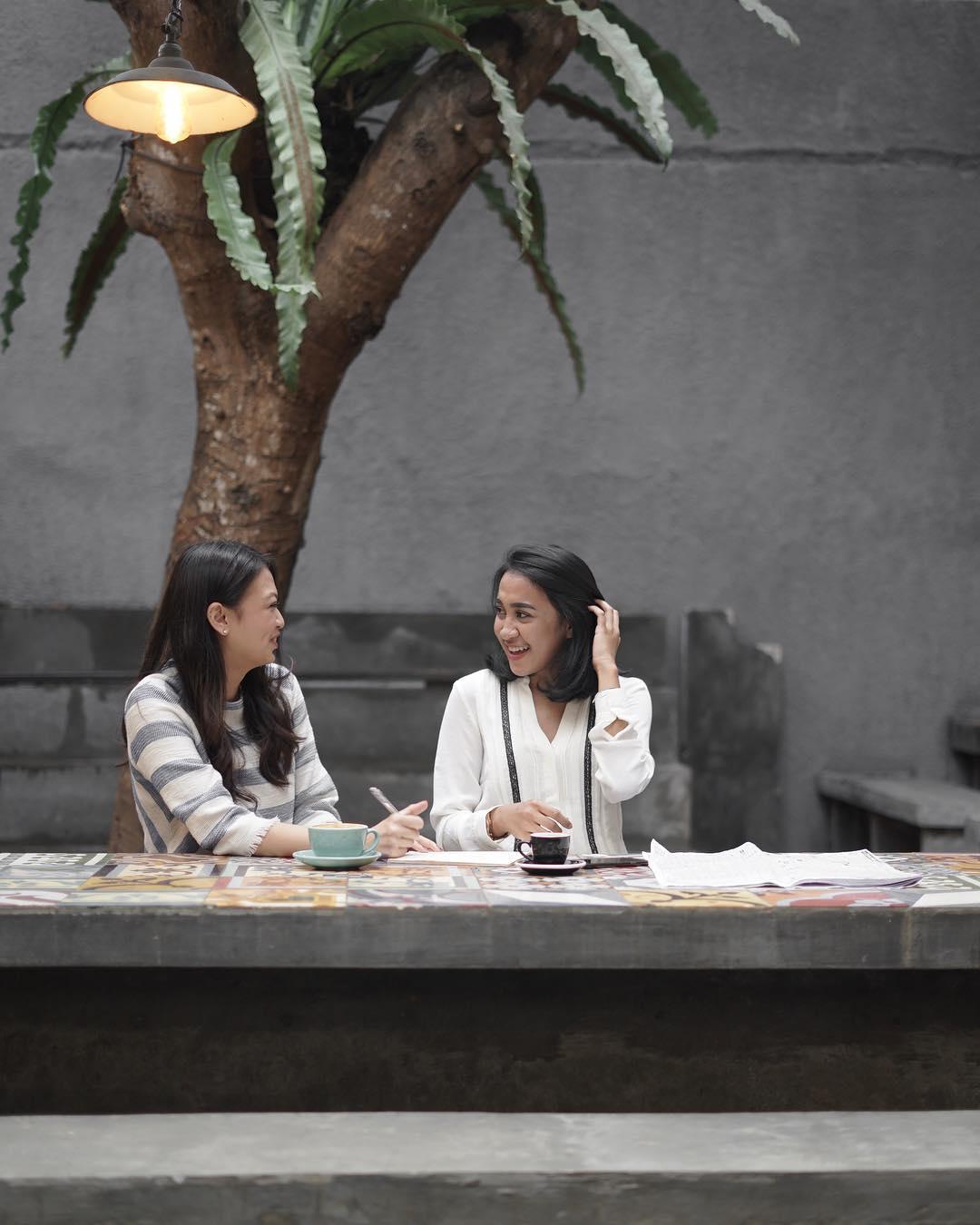 Lantai Bumi Coffee & Space, Lantai Bumi Coffee & Space Yogyakarta, Yogyakarta, Kota Yogyakarta, Dolan Dolen, Dolaners Lantai Bumi Coffee Space via lantaibumi - Dolan Dolen