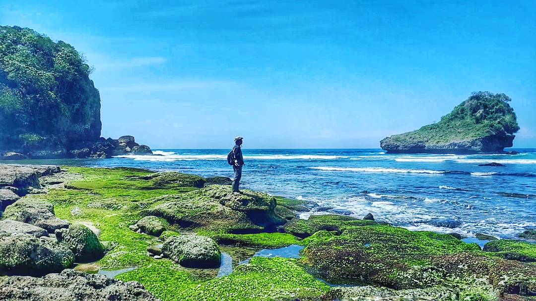 Pantai Seling Kates, Pantai Seling Kates Malang, Kabupaten Malang, Dolan Dolen, Dolaners Pantai Seling Kates via happyswandika - Dolan Dolen