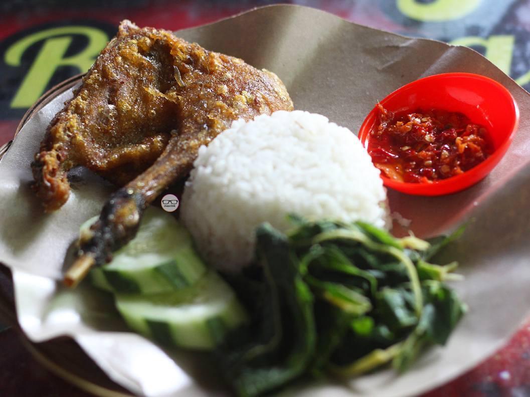 Bebek Goreng Djogja, Yogyakarta, Dolan Dolen, Dolaners Bebek Goreng Djogja via masclink kulineran - Dolan Dolen