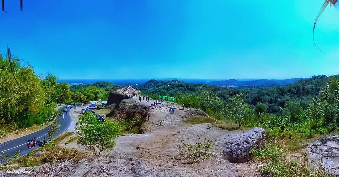 Bukit Bego, Bukit Bego Yogyakarta, Yogyakarta, Dolan Dolen, Dolaners Bukit Bego via andhi - Dolan Dolen