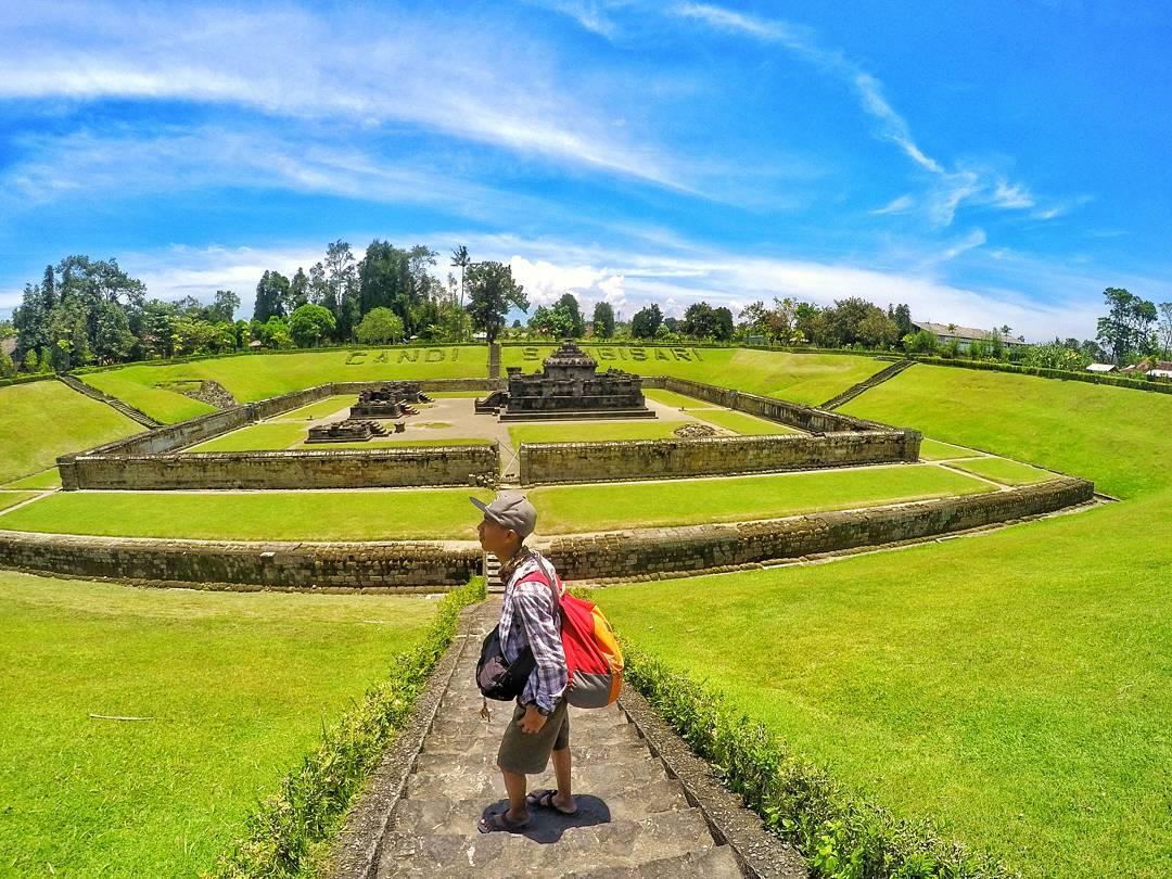 Candi Sambisari, Candi Sambisari Yogyakarta, Yogyakarta, Dolan Dolen, Dolaners Candi Sambisari via ekidzpoetra89 - Dolan Dolen