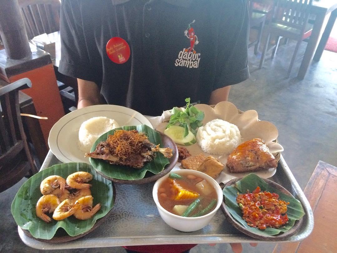 Dapur Sambal, Dapur Sambal Yogyakarta, Yogyakarta, Dolan Dolen, Dolaners Dapur Sambal via dapursambal jogja - Dolan Dolen