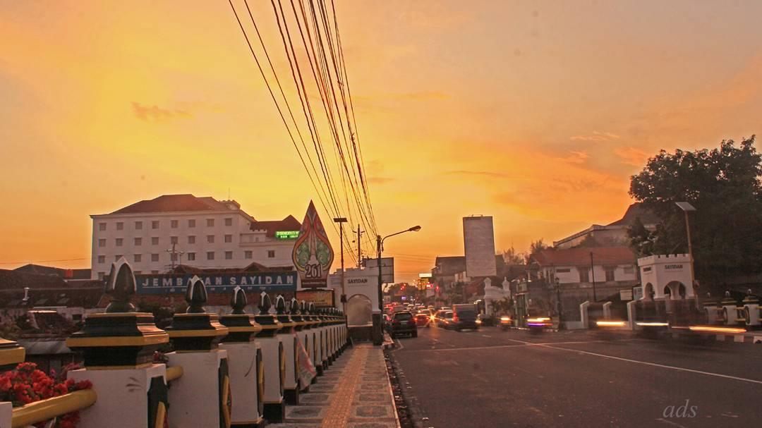 Jembatan Sayidan, Jembatan Sayidan Yogyakarta, Yogyakarta, Dolan Dolen, Dolaners Jembatan Sayidan via alexanderdendy - Dolan Dolen