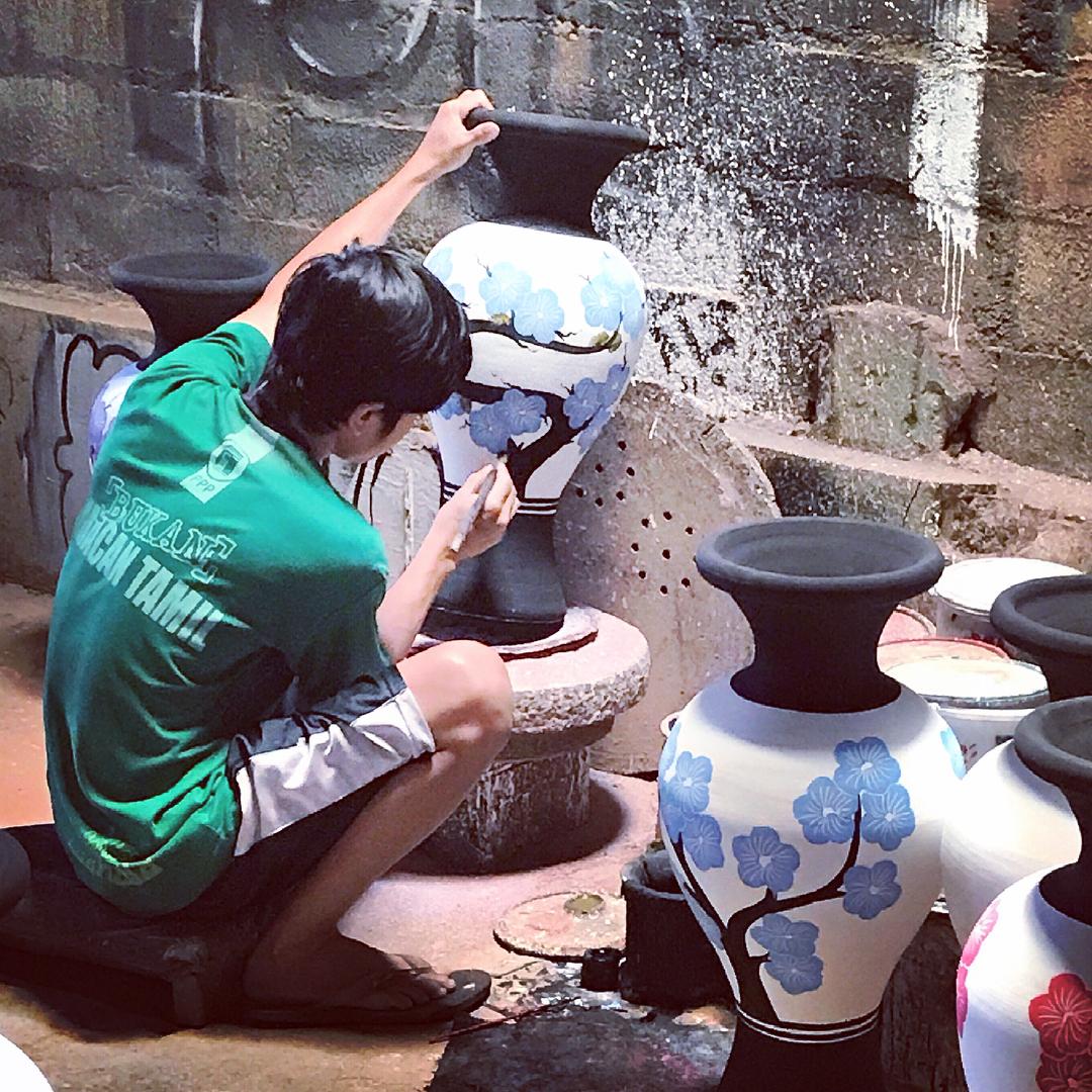 Kasongan, Kasongan Yogyakarta, Yogyakarta, Dolan Dolen, Dolaners Kasongan via cuttashana - Dolan Dolen