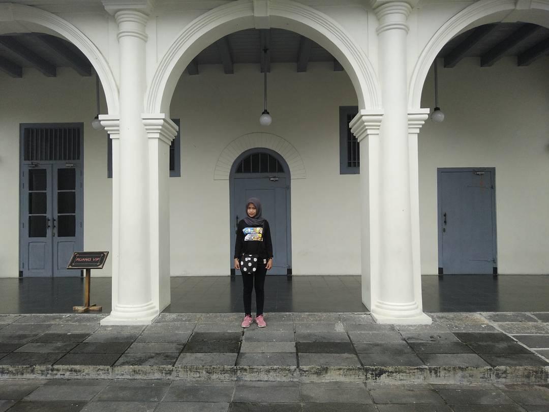 Museum Benteng Vredeburg, Museum Benteng Vredeburg Yogyakarta, Yogyakarta, Dolan Dolen, Dolaners Museum Benteng Vredeburg via rahmawatidn - Dolan Dolen