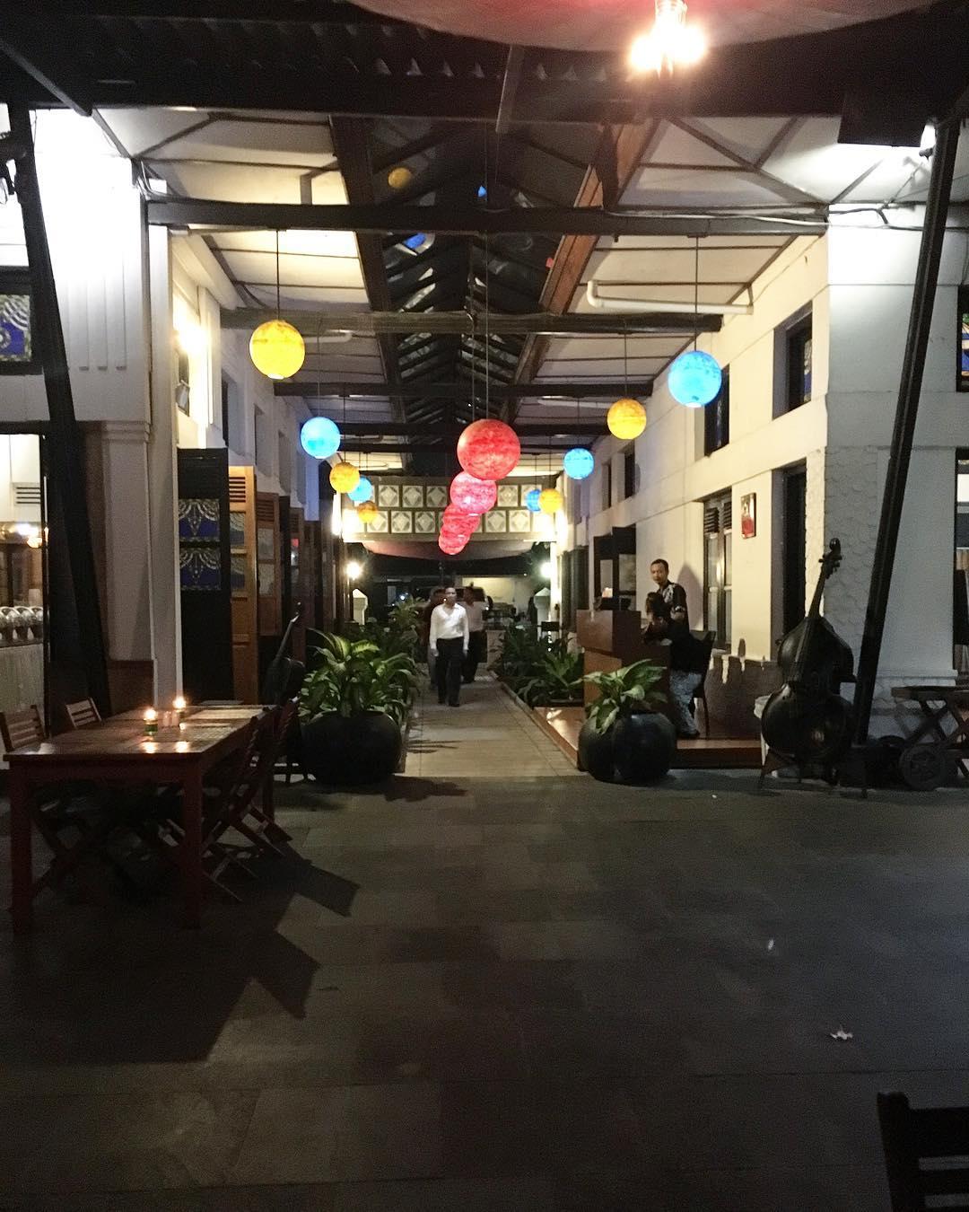 Omah Dhuwur Restaurant, Omah Dhuwur Restaurant Yogyakarta, Yogyakarta, Dolan Dolen, Dolaners Omah Dhuwur Restaurant via omahdhuwurjogja - Dolan Dolen