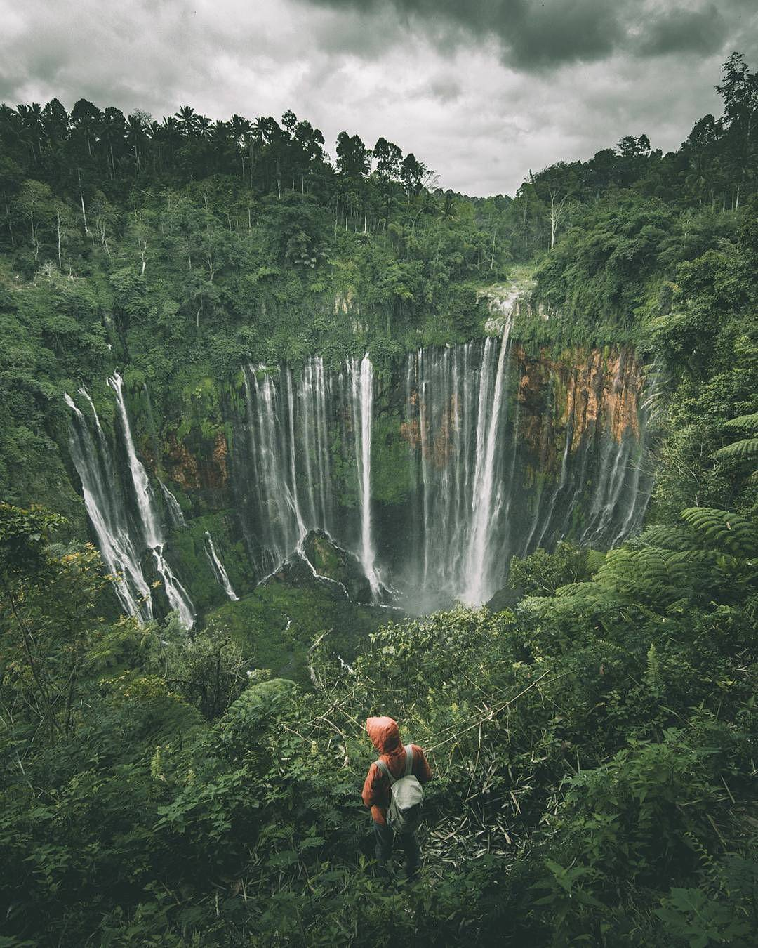Lokasi Air Terjun Tumpak Sewu, Keunikan Air Terjun Tumpak Sewu Malang, Malang, Dolan Dolen, Dolaners Keunikan Air Terjun Tumpak Sewu via roes - Dolan Dolen