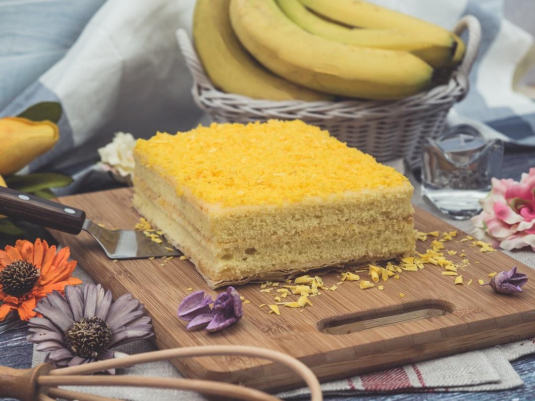 Castella Banana Crunchy, Malang, Kota Malang, Dolan Dolen, Dolaners banana 1 - Dolan Dolen