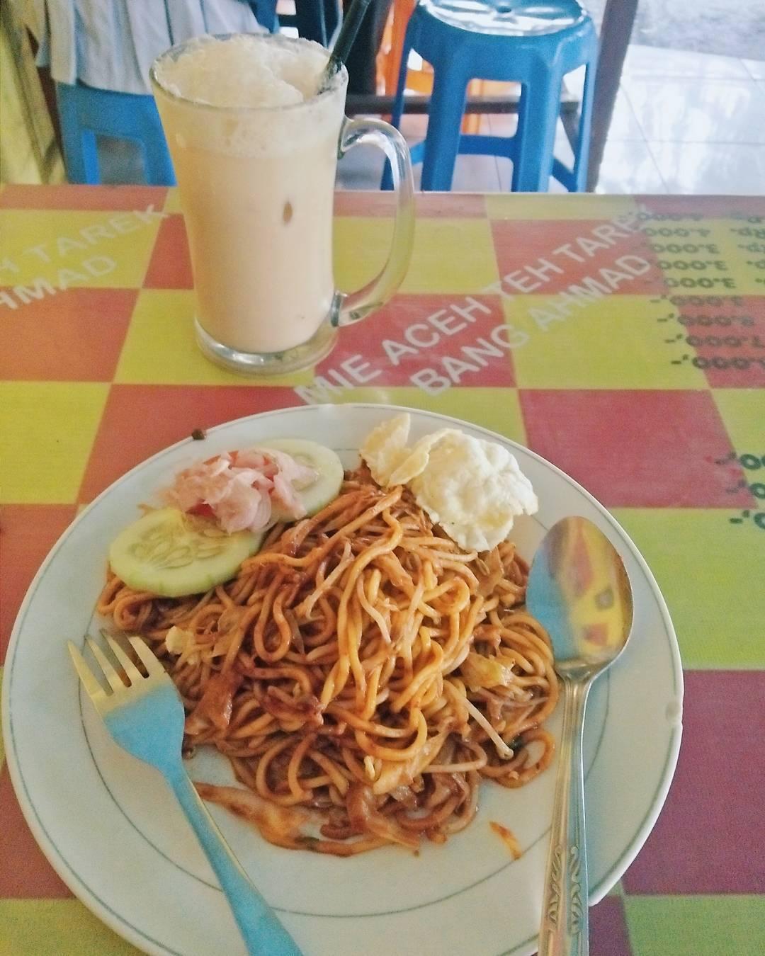 Mie Aceh Original Bang Ahmad, Mie Aceh Original Bang Ahmad Malang, Malang, Kota Malang, Dolan Dolen, Dolaners Mie Aceh Original Bang Ahmad via aisha maulidya25 - Dolan Dolen