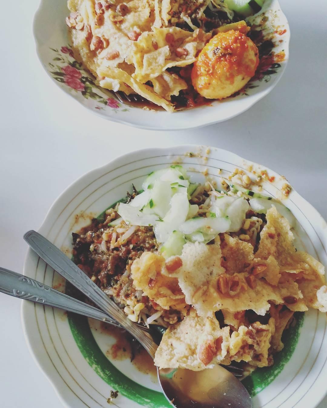 Nasi Pecel Mustika, Nasi Pecel Mustika Malang, Malang, Kota Malang, Dolan Dolen, Dolaners Nasi Pecel Mustika via jatunurhidayat - Dolan Dolen