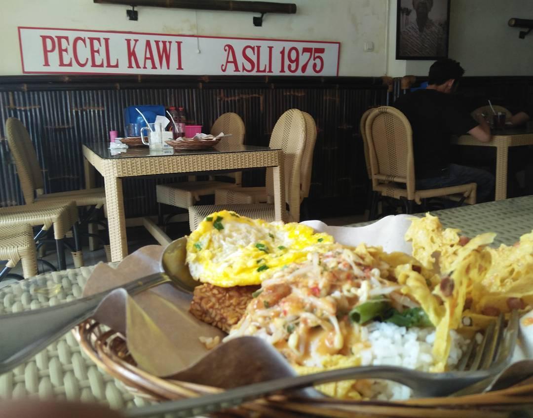 Pecel Kawi, Pecel Kawi Malang, Malang, Kota Malang, Dolan Dolen, Dolaners Pecel Kawi via ayo wisata malang - Dolan Dolen