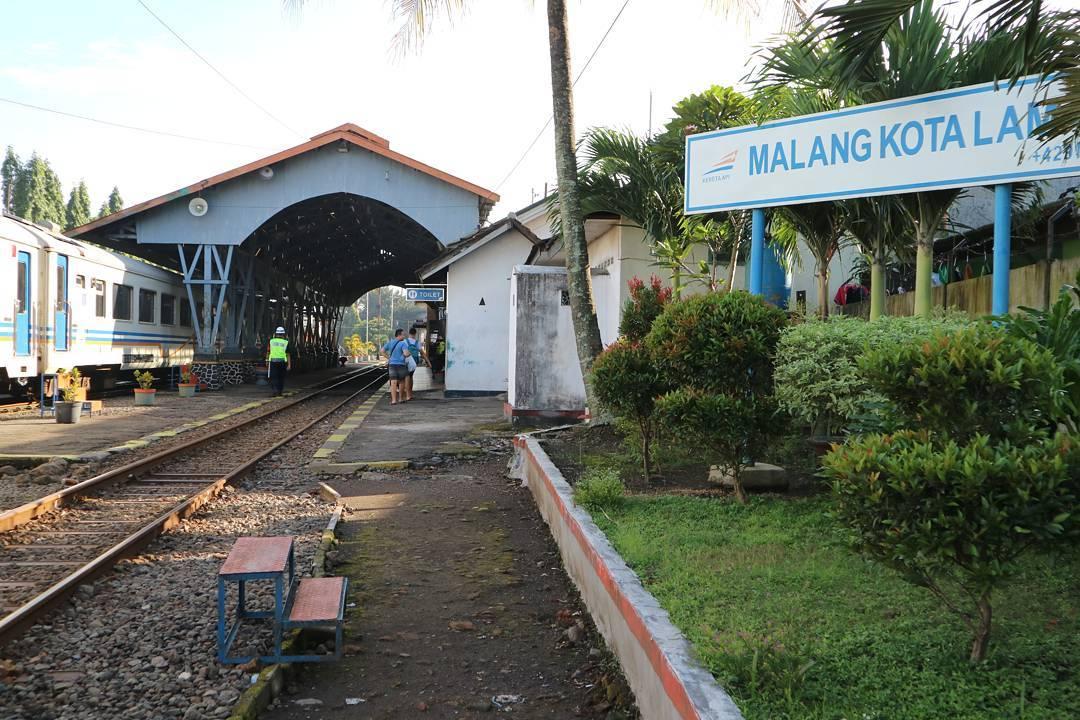 Stasiun Malang Kota Lama, Malang, Kota Malang, Dolan Dolen, Dolaners Stasiun Malang Kota Lama via - Dolan Dolen