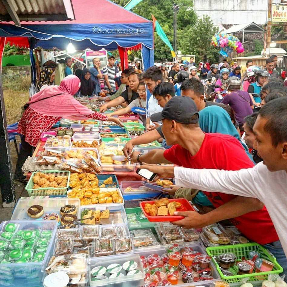 Pasar Ramadan Jogokaryan Pasar Ramadan Jogokaryan - Dolan Dolen