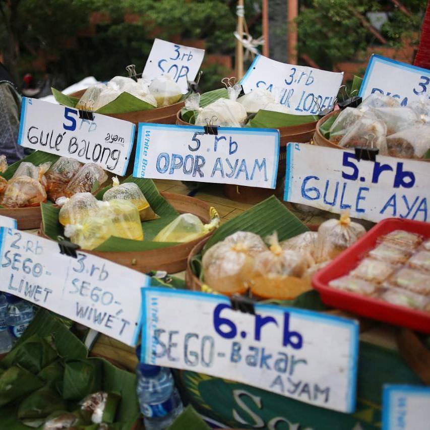 Pasar Ramadan Nitikan Pasar Ramadan Nitikan - Dolan Dolen