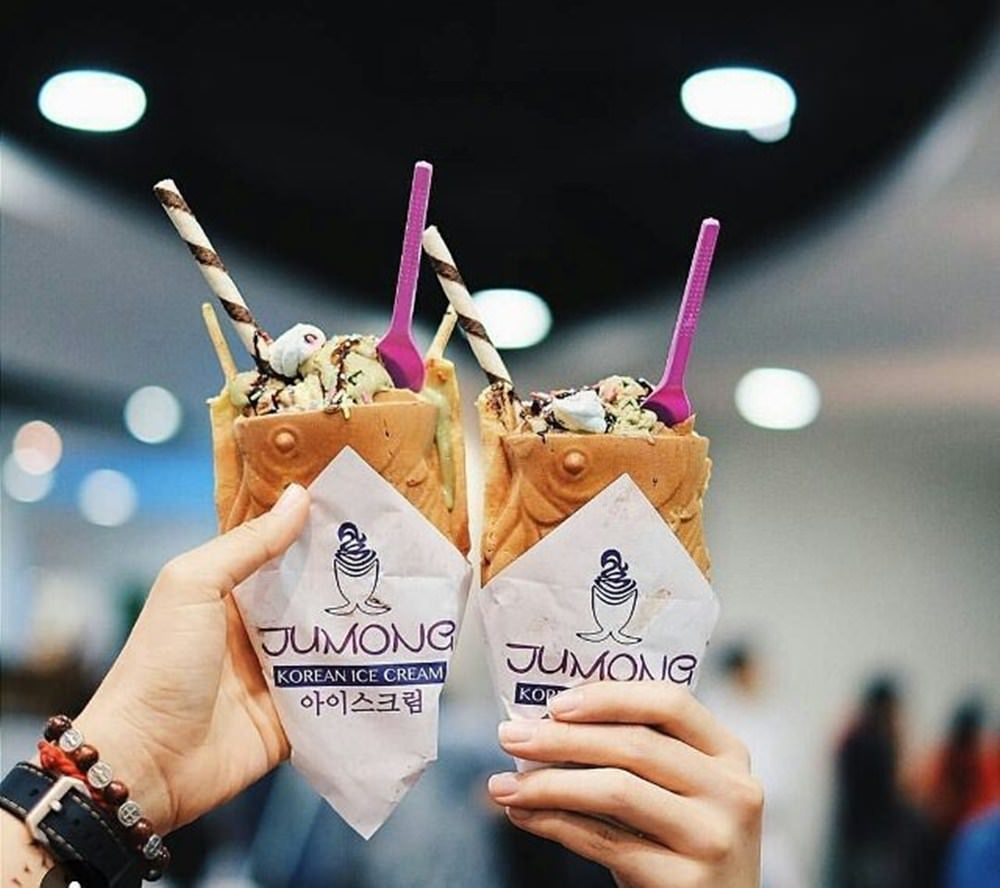 Jumong Ice Cream Jumong Ice Cream - Dolan Dolen