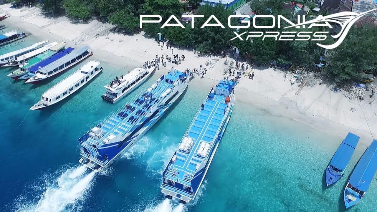 Naik Patagonia Express di Bali ke Lombok Harga Patagonia Express Boat Bali - Dolan Dolen