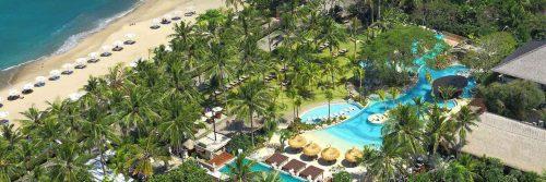 Bali Mandira Beach Resort Legian, Hotel Tepi Pantai Dengan Suasana Eksklusif