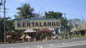 Desa Budaya Kertalangu