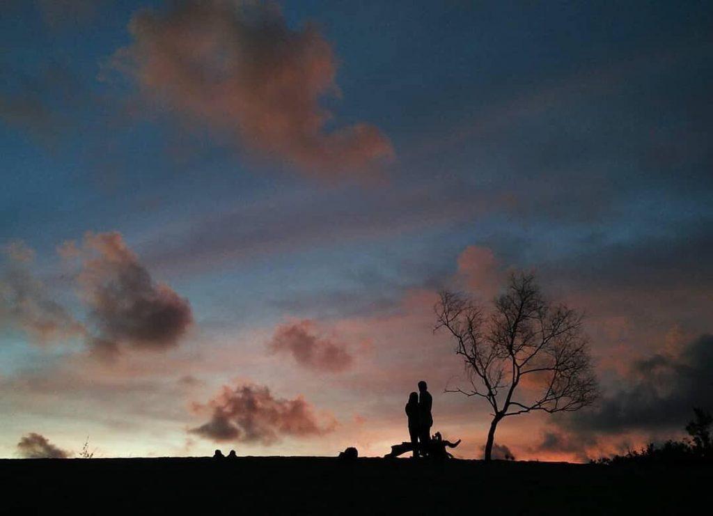 Gumuk Pasir Barchan