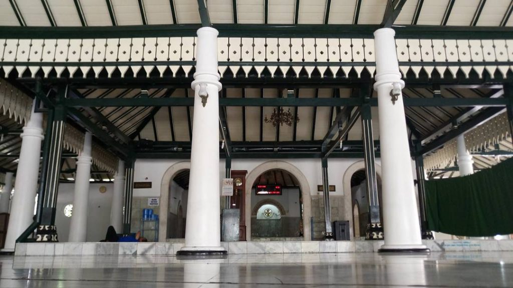 Masjid Sulthoni Kepatihan Yogyakarta