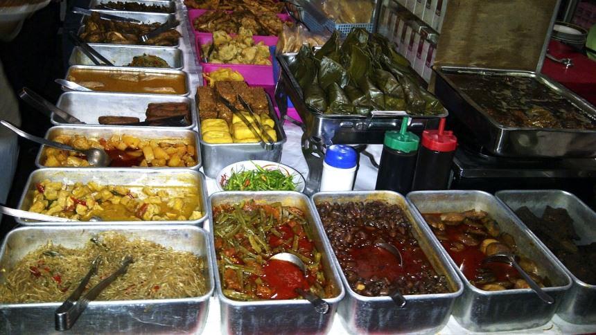 Nasi Kalong