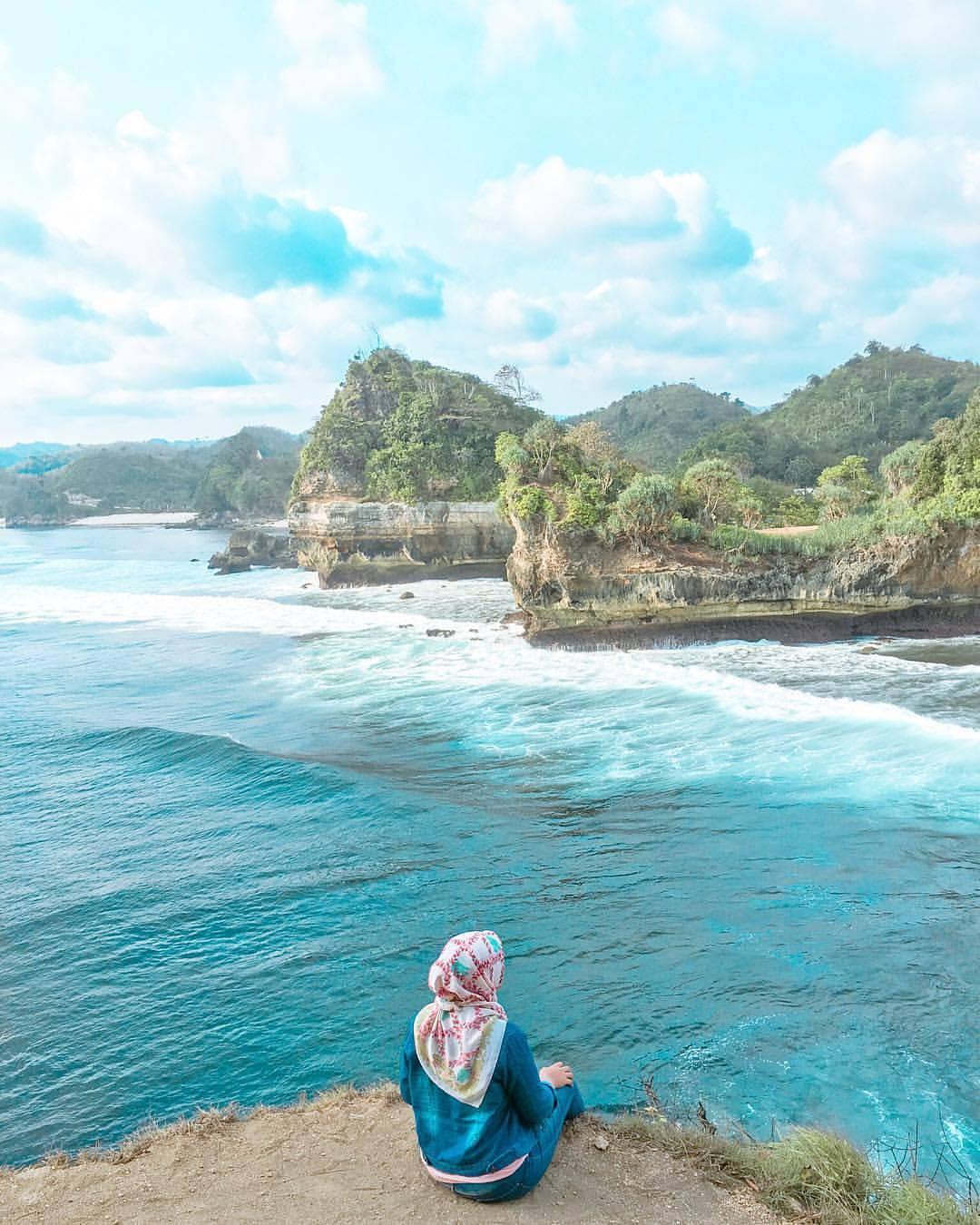 Pantai Batu Bengkung, Malang, Kabupaten Malang, Dolan Dolen, Dolaners Pantai Batu Bengkung - Dolan Dolen