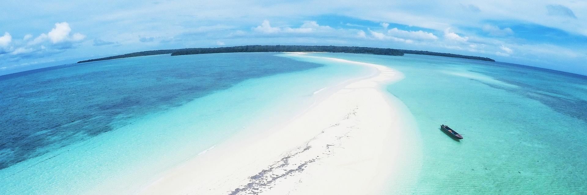 Di Pantai Ngurtafur Maluku, Kamu Akan Merasakan Sensasi Berlibur di Australian Beach