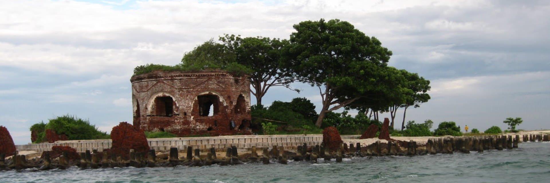 Pulau Bidadari di Kepulauan Seribu Bisa Dolaners Jadikan Destinasi Liburan Romantis Bareng Pasangan