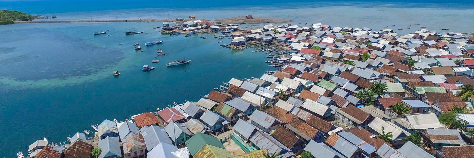 Pulau Bungin Pulau Terpadat Indonesia Pulau Bungin Pulau Terpadat Indonesia - Dolan Dolen