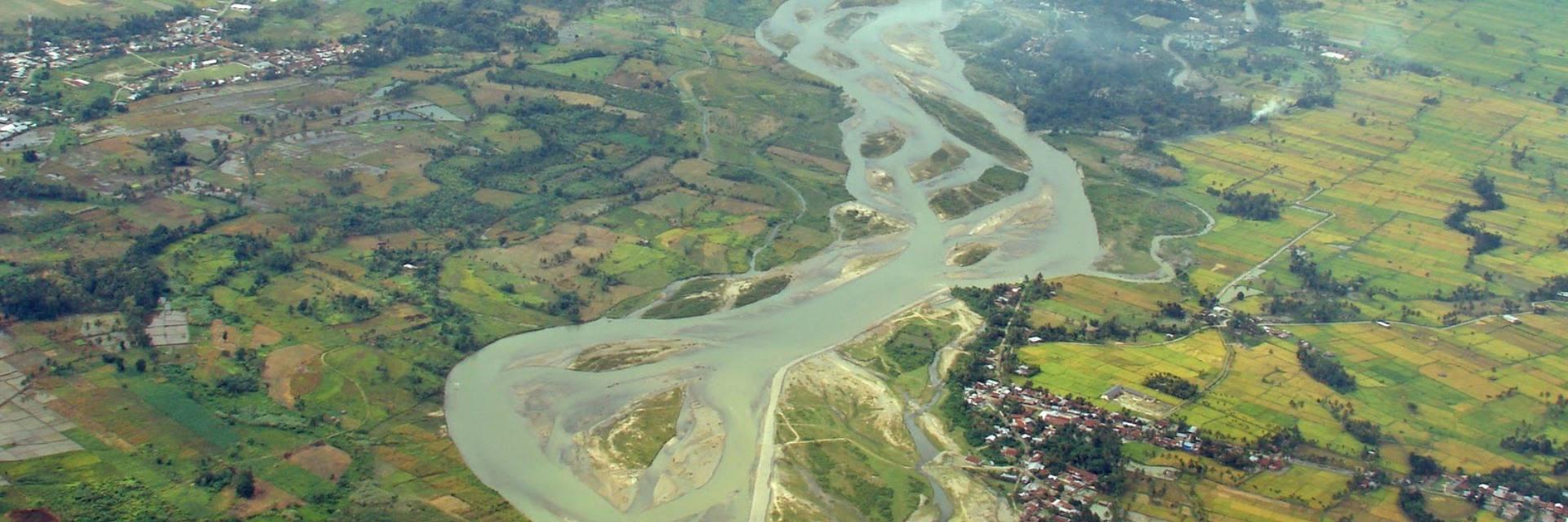 Lika-Liku Sungai Alas yang Menantang Menyerupai Sungai Amazon