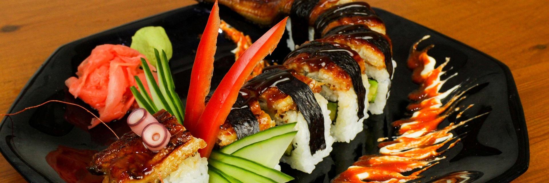 6 Tempat Makan Sushi Oishii di Kota Malang