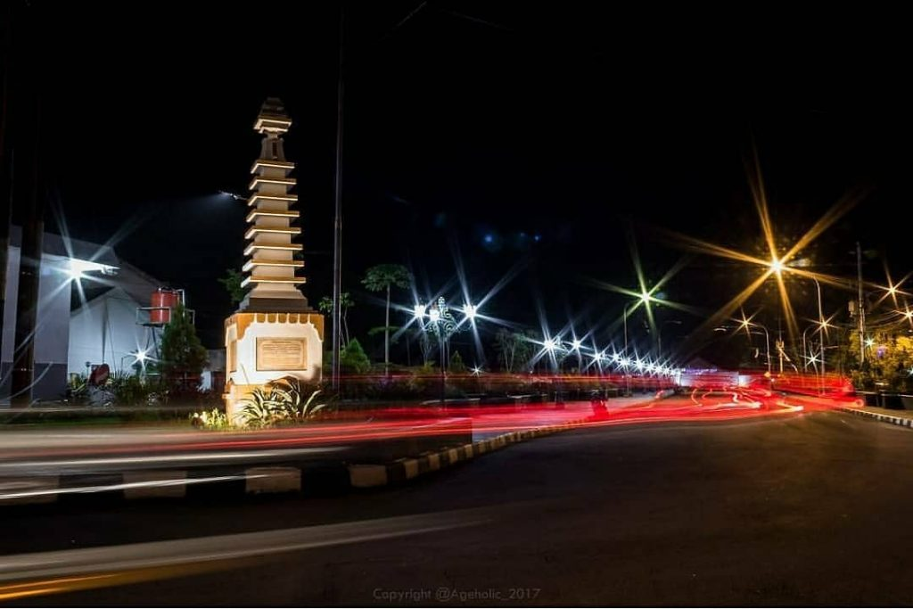 Taman Kota Wates Kulon Progo