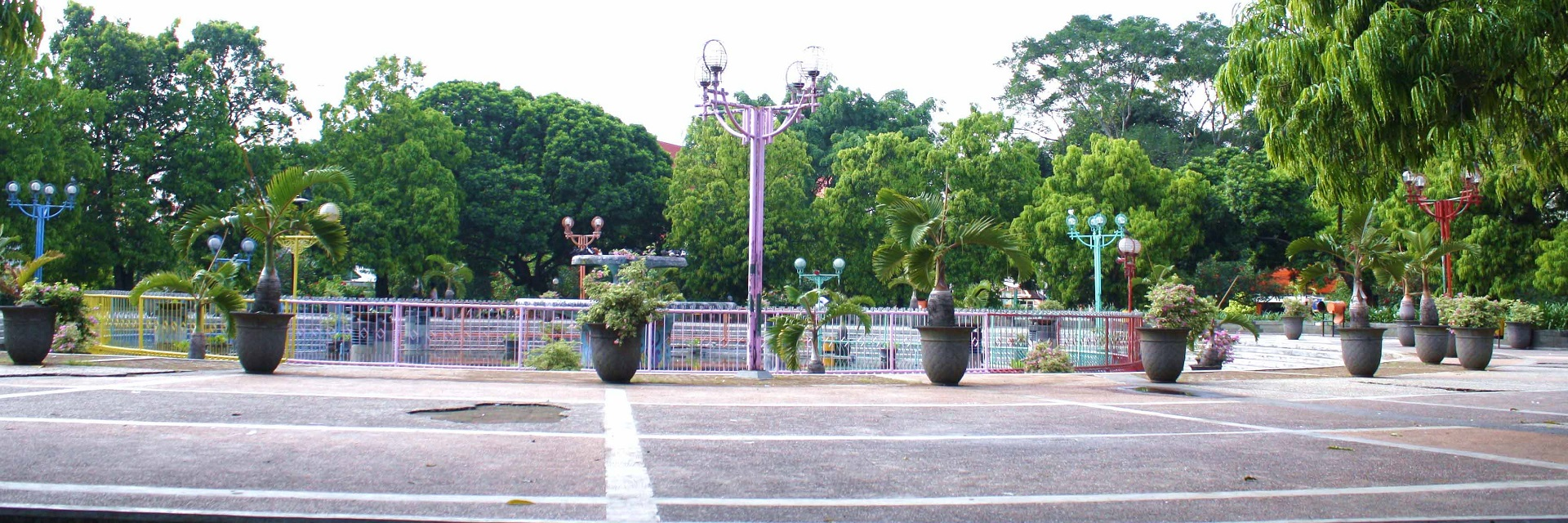 6 KawasanTerbuka Hijau dan Destinasi Wisata Gratis di Kota Malang