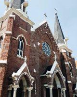 Gereja Katolik Kelahiran Santa Perawan Maria Surabaya gereja katolik kelahiran santa perawan maria 160x200 - Dolan Dolen