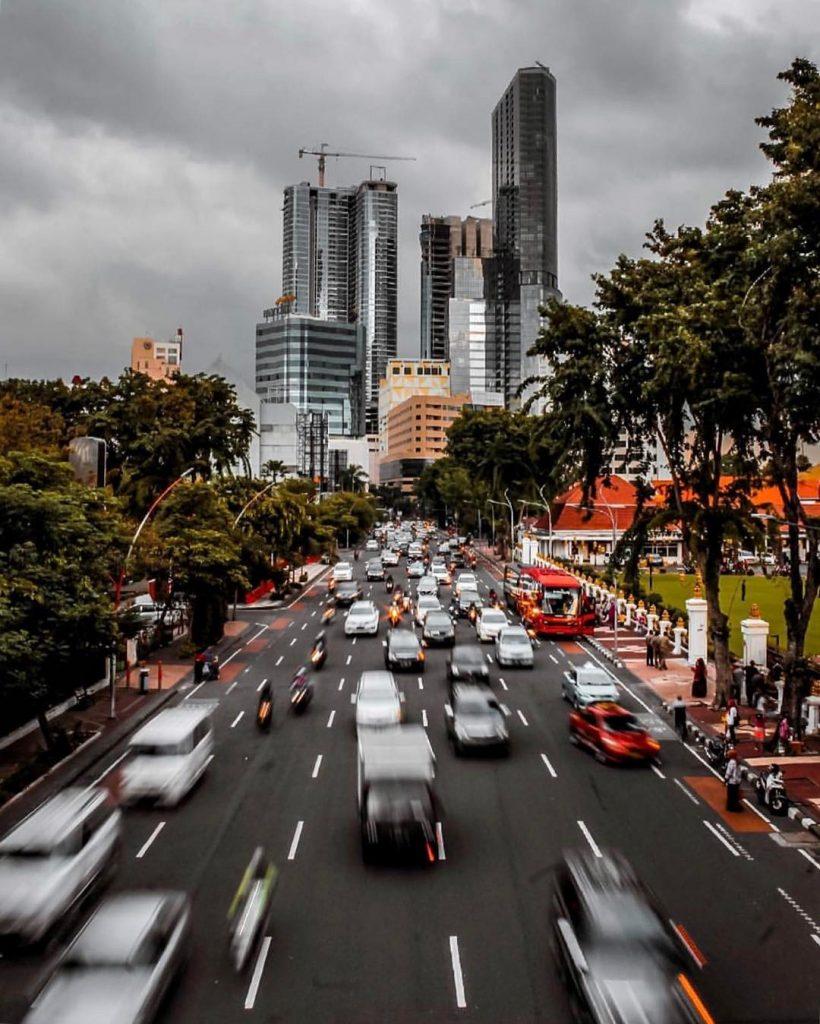 Jalan Gubernur Suryo Surabaya