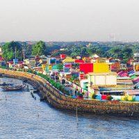 Kampung Warna Warni Kenjeran Surabaya kampung warna warni 200x200 - Dolan Dolen