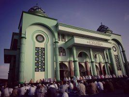 Masjid Al Hijrah, Bontang masjid al hijrah 267x200 - Dolan Dolen