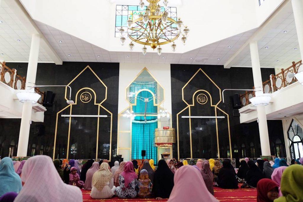Masjid Al Kautsar, Bontang