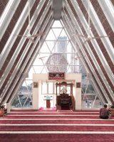 Mesjid Jami'e Darussalam, Jakarta masjid darusallam 160x200 - Dolan Dolen