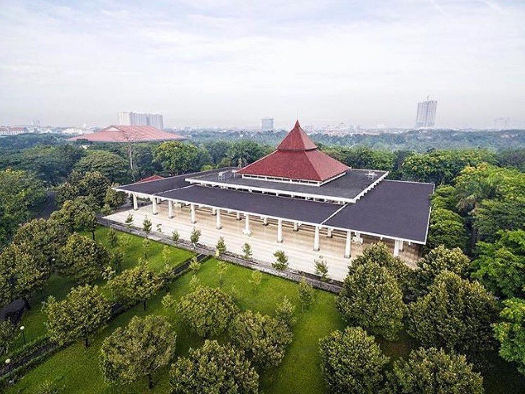 Masjid Manarul Ilmi Surabaya