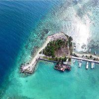 Pulau Payung Besar payung island pier 200x200 - Dolan Dolen