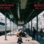 Stasiun Manggarai Jakarta